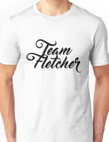 Team Fletcher Unisex T-Shirt