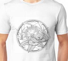 Slug as power animal Unisex T-Shirt