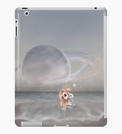 How did I get here, how can I go home. iPad Case/Skin