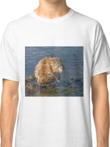 Muskrat - Packing it on! Classic T-Shirt