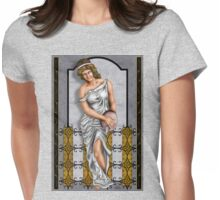 The Water maiden Womens Fitted T-Shirt