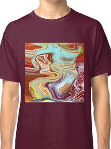 Wildly Cool Abstract Classic T-Shirt