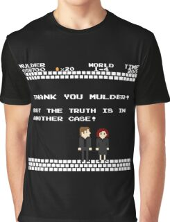 Thank You Mulder ! Graphic T-Shirt