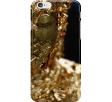 gold buddah iPhone Case/Skin