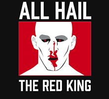 Rory The Red King MacDonald (BLACK) Unisex T-Shirt