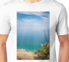 Seascape from Gibraltar Unisex T-Shirt