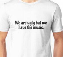 Inspirational Motivational Rock Music Lyrics Unisex T-Shirt