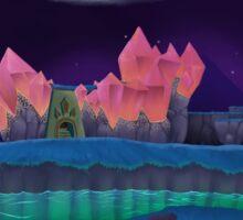 Spyro - Crystal Islands Sticker