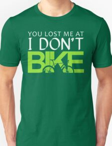 Funny Cycling Unisex T-Shirt