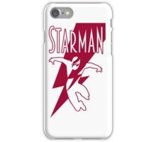 Starman: a new superhero is born iPhone Case/Skin