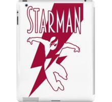 Starman: a new superhero is born iPad Case/Skin