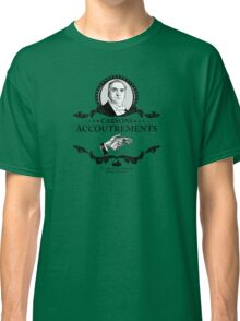 Carsons Accoutrements - Downton Abbey Industries Classic T-Shirt