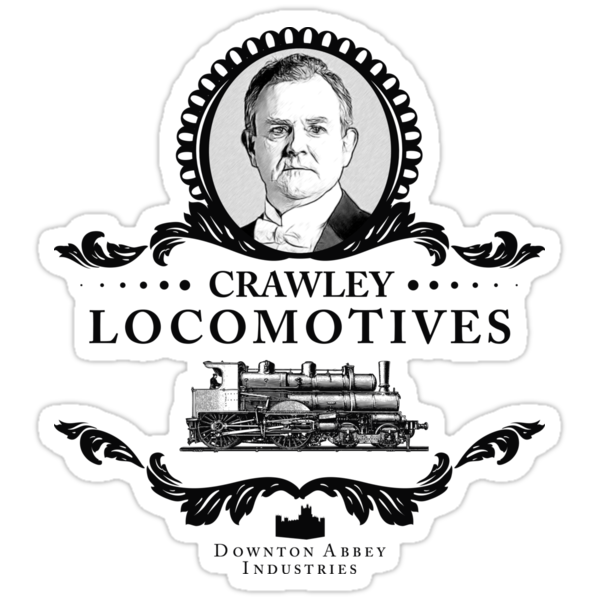 Robert Crawley - Downton Abbey Industries by Rob Stephens