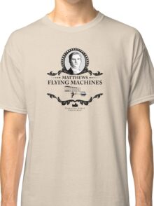 Matthew Crawley - Downton Abbey Industries  Classic T-Shirt