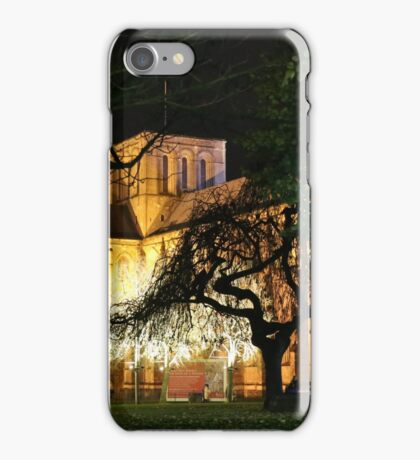 Winchester Cathedral iPhone Case/Skin