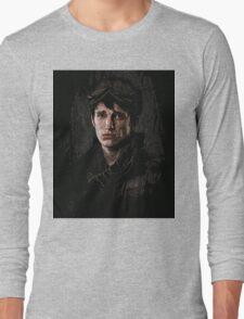10k portrait - z nation Long Sleeve T-Shirt