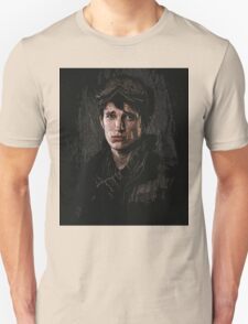 10k portrait - z nation T-Shirt