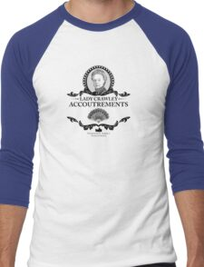 Lady Crawley - Downton Abbey Industries Men's Baseball ¾ T-Shirt
