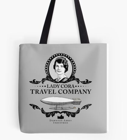 Cora Crawley - Downton Abbey Industries Tote Bag
