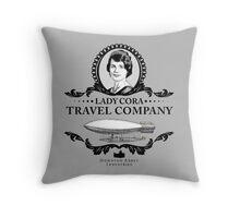 Cora Crawley - Downton Abbey Industries Throw Pillow
