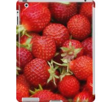 Strawberry Hill iPad Case/Skin