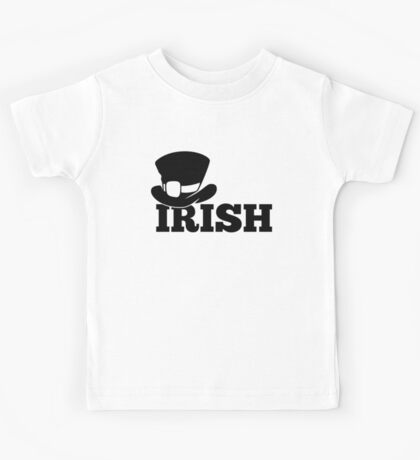 St. Patrick's Day: I was irish before it was cool Kids Tee