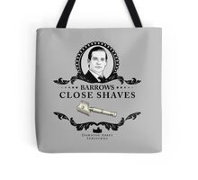Barrows Close Shave - Downton Abbey Industries Tote Bag