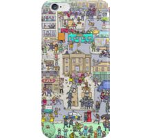 Town iPhone Case/Skin