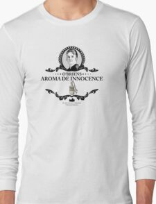 O'Briens Aroma - Downton Abbey Industries Long Sleeve T-Shirt