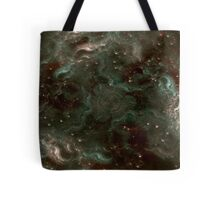 The Cannabis Milky Way Tote Bag