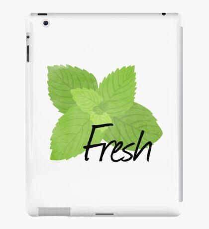 Minty Fresh iPad Case/Skin