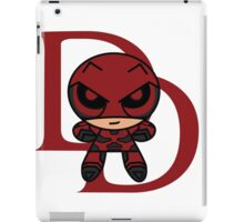Powerpuff DD iPad Case/Skin