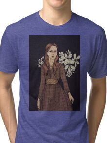 Sansa Stark Tri-blend T-Shirt