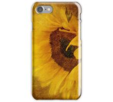 Golden Sunburst iPhone Case/Skin