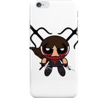 Powerpuff Elektra iPhone Case/Skin