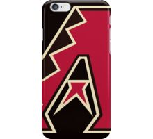 arizona diamond back iPhone Case/Skin