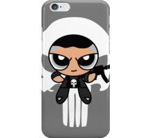 Powerpuff Punisher iPhone Case/Skin