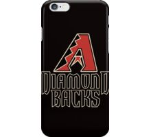 arizona diamond backs iPhone Case/Skin