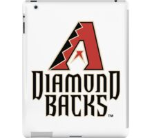 arizona diamond backs iPad Case/Skin