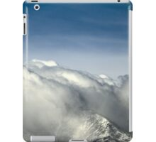 Stormy Peak iPad Case/Skin