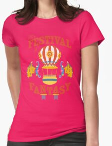 Festival Of Fantasy Womens Fitted T-Shirt