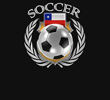 Chile Soccer 2016 Fan Gear Unisex T-Shirt