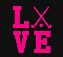 Love Field Hockey Unisex T-Shirt