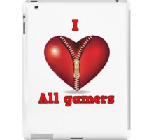 No love for you! iPad Case/Skin