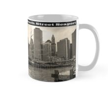 South Street Seaport Memento Mug