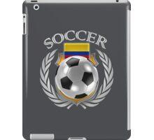 Colombia Soccer 2016 Fan Gear iPad Case/Skin