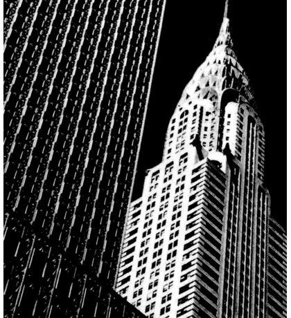 NYC Skyscraper  Sticker