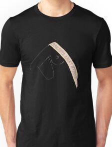 Breasts aren't offensive Unisex T-Shirt