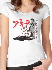 Tetsuo Shima Women's Fitted Scoop T-Shirt