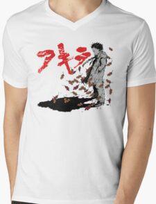 Tetsuo Shima Mens V-Neck T-Shirt
